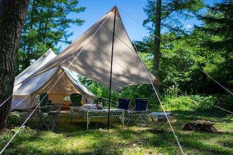 15名までOK◎BBQ&焚火☆キャンプサイト+和室3部屋付、星の阿智村も近くアウトドア体験を満喫。