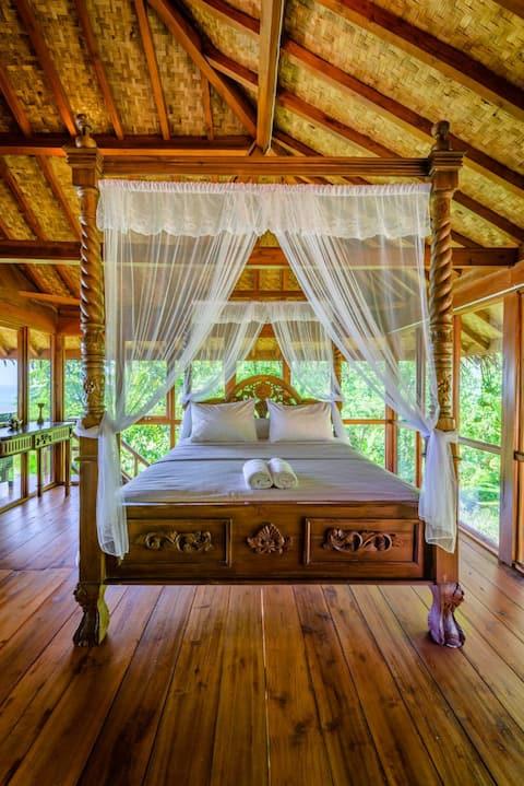 Ketapang Resort (Tree House Kaca)