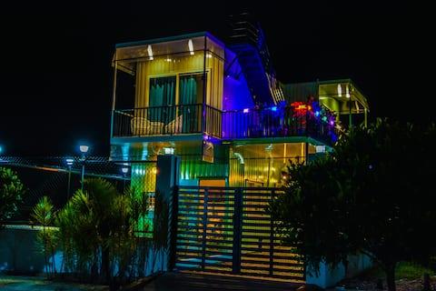 Luxurious Cabin Villa in Deep Nature @Nandi Hills
