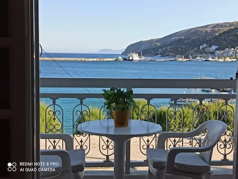 Brand new flat next to the sea with amazing view