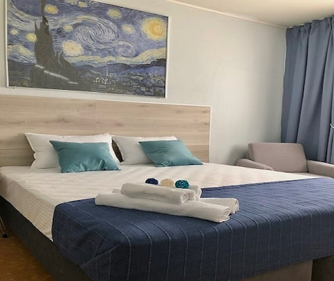 Comfortable apartment 116 Pobedy Ave.-Likehome48