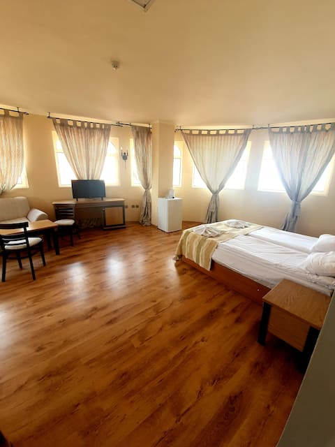 Andalusia  Lovely Junior Suite with Sea view
