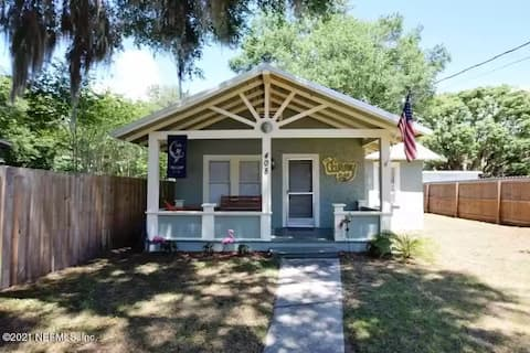Ginny Mae Cottage