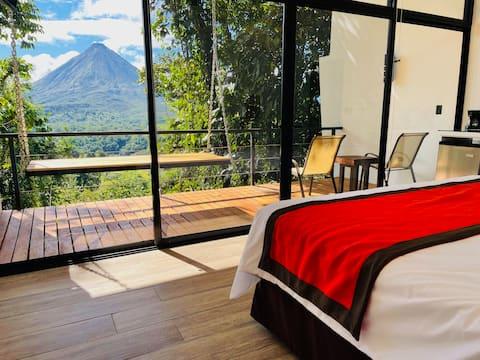 Amazing Arenal Volcano Views Villa Higueron
