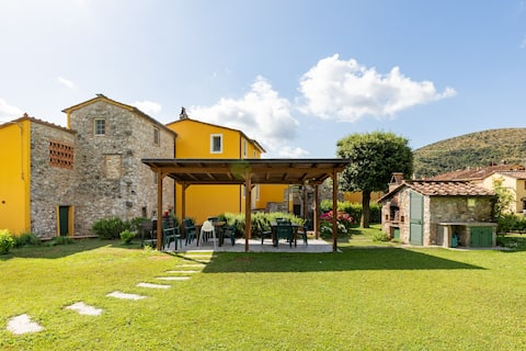 Casal delle Rondini (2), relax tra Lucca e Pisa