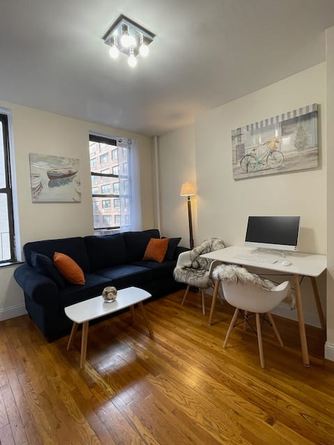 Comfy, Convenient UpperEastSide Apt. Ace Location!