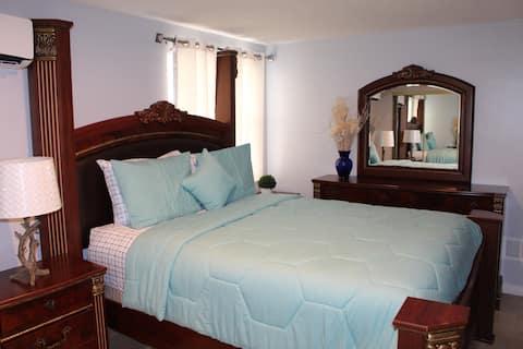 Adorable casa de campo de 2 dormitorios