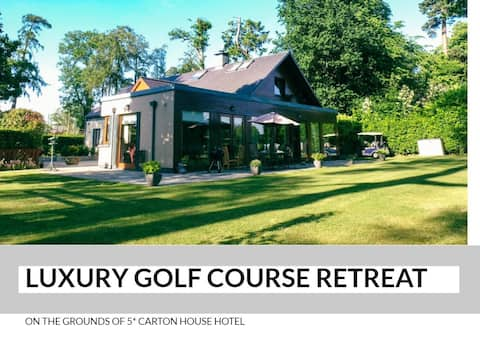 Luxury Golf Course Retreat
