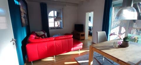 Schönes Apartment/Ferienwohnung mit Balkon