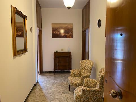 Appartamento luminoso in centro ad Amandola