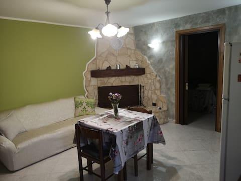 Casa Merlo-cammino di San Francesco in Valnerina