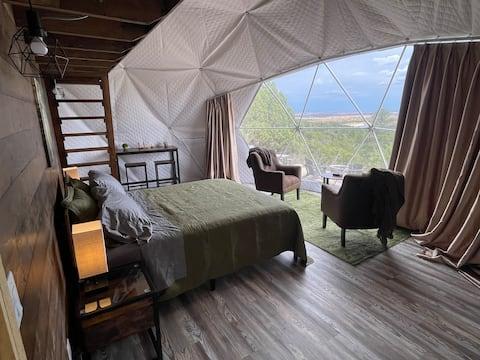 A kupolák Kanyonföldön - Dome 6 - Pine Paradise