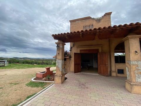 Rancho El Sueño Cabins