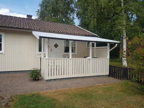 Stuga i Hemmeslöv, Båstad Ö