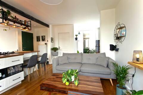 Charmant appartement - proche Parc de Saint-Cloud