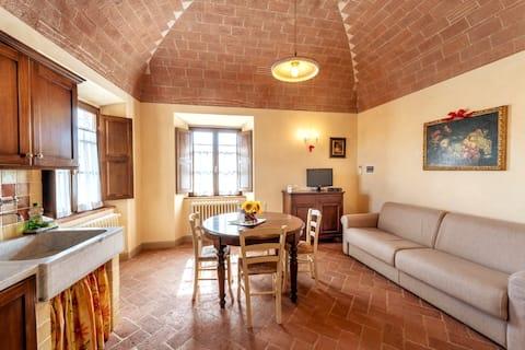 The Yellow Cottage in Via Fonte Vecchia