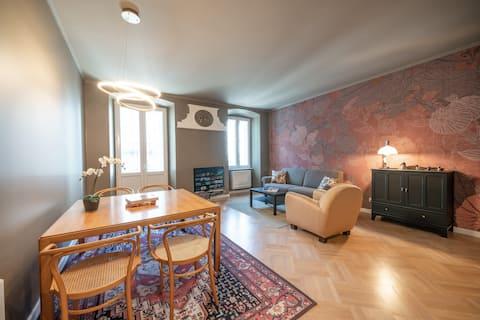 Elegante apartamento clásico - Nuevo julio '21 - Centro
