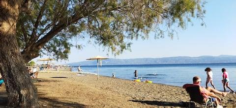 Όμορφη γκαρσονιέρα 50m από την παραλία!