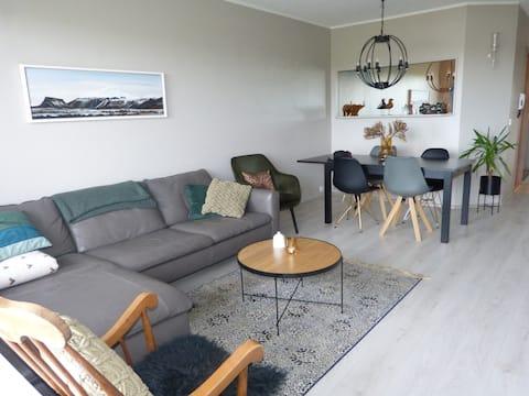 Appartement à Reykjavik avec vue <3