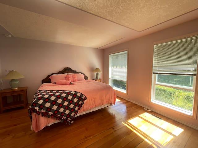 guest room III - king bed