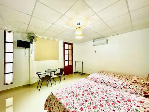 Casa para 13 personas/ Piscina /Aire acondicionado