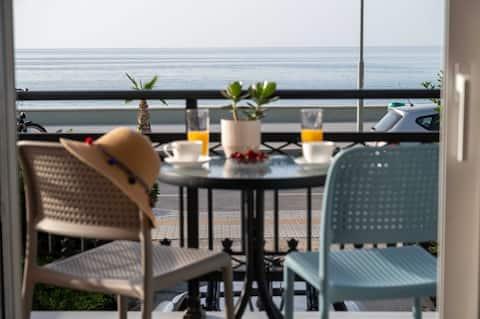Blaue Dame - Schöne Strandwohnung mit 2 Schlafzimmern!
