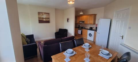 Cosy Apartment With Stunning View In Wexford Town