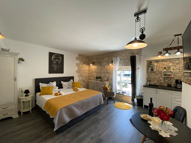 Brand new waterfront apartment PROSPER located in Hvar city harbour and the very heart of the city!