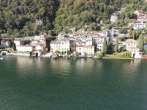 Lake Lugano, il nido dell'acquila