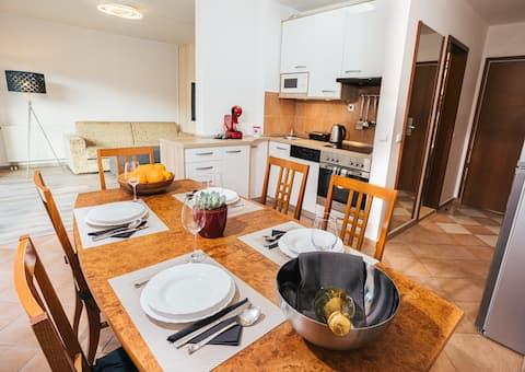 Aparthotel Rosa 404 Terme Olimie