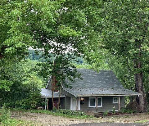 Relaxing Riverside Retreat - Eagle View Cabin
