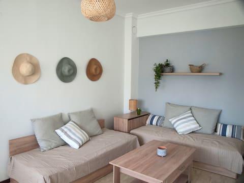 *Luxe appartement met zeezicht * / Gezellig zomerhuis