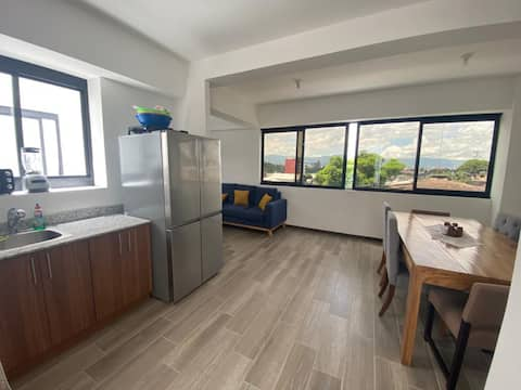 Nice apartment close to airport two rooms