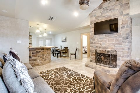 Cozy and updated home near TTU & Medical District