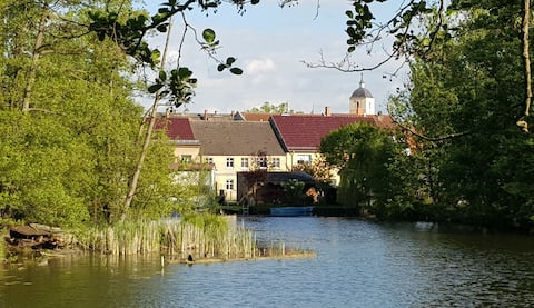 Ferienhaus a d Havel - Altes Fischerhaus Zehdenick
