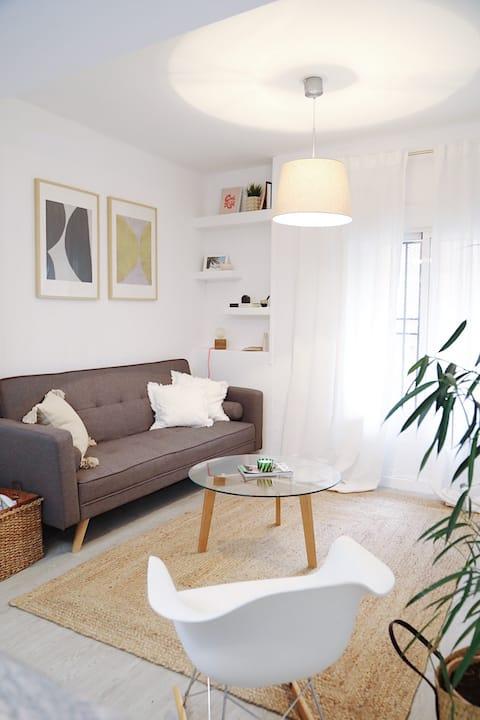 • Le Petit •  Apartamento 4 personas en el centro