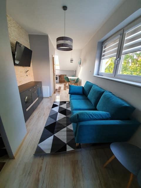 High standard apartment close to the beach