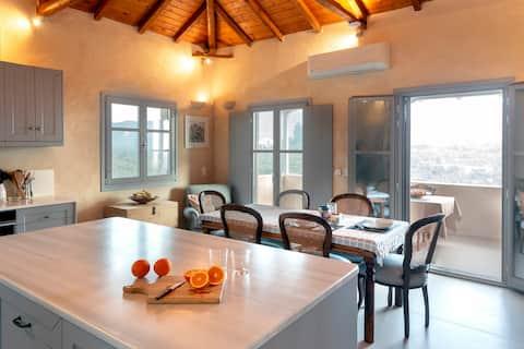 Villa Klotildi - Luxury 4 bedroom estate in Mani
