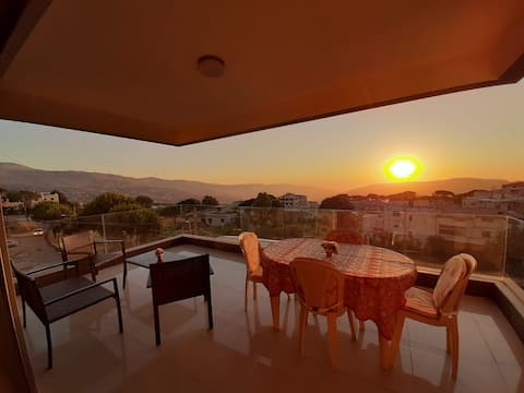 3 bedroom modern apartment in Hammana with a view