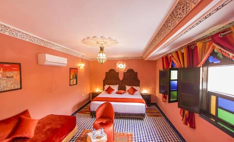 Lovely moroccan apartment with parking