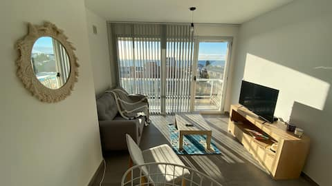 New Lil' & Cozy - 100mts from beach Puerto Madryn