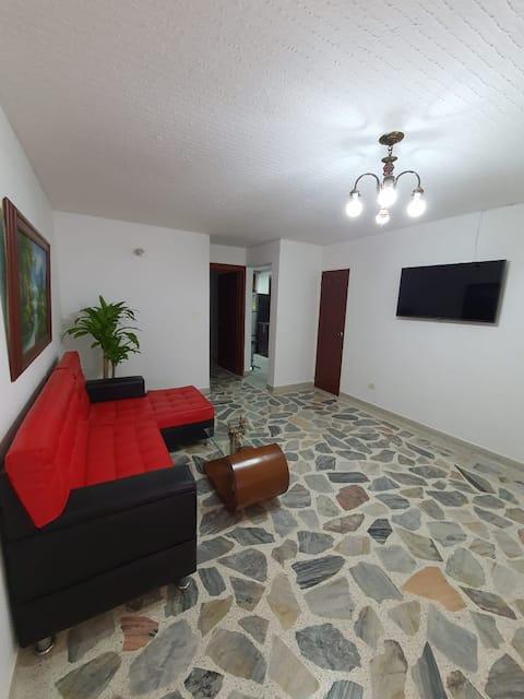 Hermoso apartamento bien ubicado con parqueadero