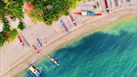 The BeachTop at Tayabas Bay Grand Oceanview Kubo 1