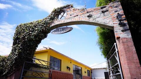 """Acogedora casa de campo """"El Vergel""""."""
