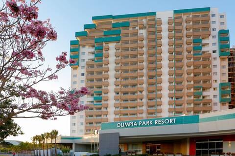 Apartamento tipo Flat no Enjoy Olimpia Park Resort