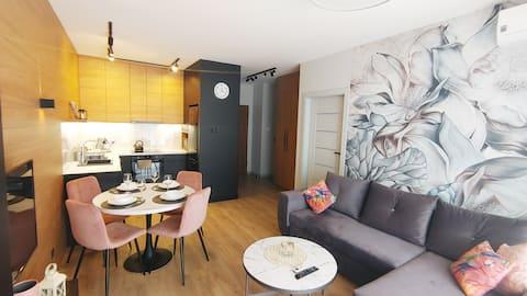 Calipso Apartament Jurowiecka -  parking gratis !!