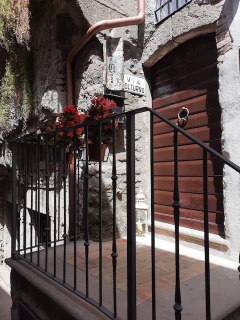 The House In.... Via Volturno