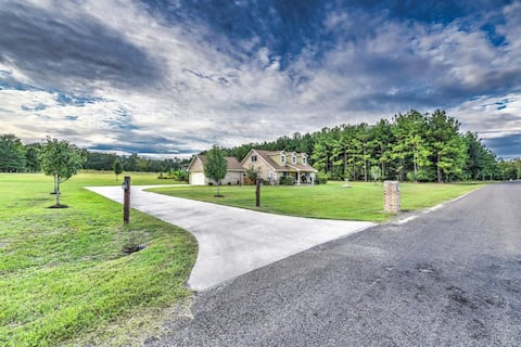 Breathtaking 3 Bedroom Home on 5 Acres