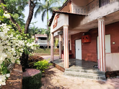 A quiet homestay located in the heart of nature.