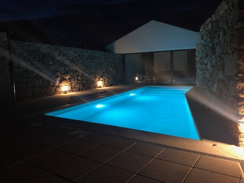 Ravissante suite avec piscine